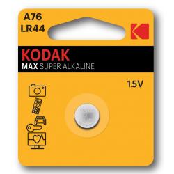 Kodak Max KA 76 (LR44)  blister