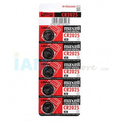 Maxell CR-2025 (price per battery)
