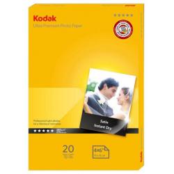 Kodak Ultra Premium A4 280g Satin 20 Sheets
