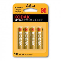 Kodak Ultra digital KAA (LR06) 4-pack