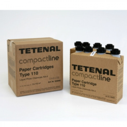 Tetenal compactline Paper Cartridges Type 110 CAT 103050