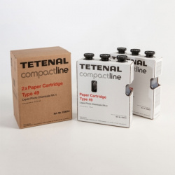 Tetenal compactline Paper Cartridges Type 49 RA-4 CAT 103014