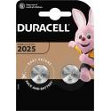 Duracell DL 2025 2-pack Lithium 3V