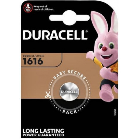 Duracell DL 1616 Lithium 3V