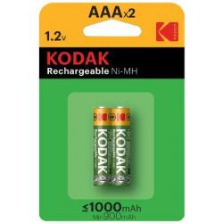Kodak K3A 1000 mAh 2-pack