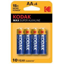 Kodak Max KAA (LR06) 4-pack