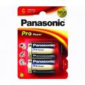 Panasonic LR 14 Pro Power Gold  2-PACK