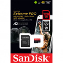 SanDisk microSDHC A1 100MB 128GB Extreme Pro