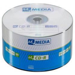 MyMedia CD-R 80 / 700MB 52x Speed Wrap