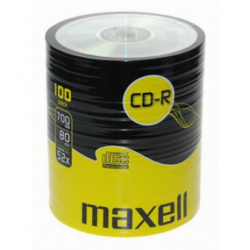 MAXELL CD-R 80  100-pack bulk