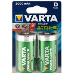 Varta D Ready2Use NiMH Baby 3000 mAh 2-pack