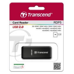 Transcend Compact Reader P 5  USB 2.0