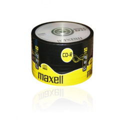 MAXELL CD-R 80  50-pack bulk