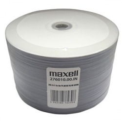 MAXELL DVD-R 4.7GB 16X printable 50-pack bulk