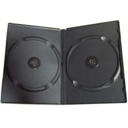 DVD CASE double black 14mm