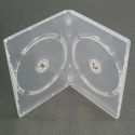 DVD CASE double clear 14mm