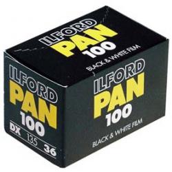 Ilford PAN 100 135-36