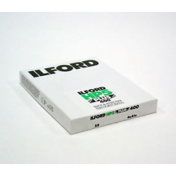 Ilford HP5 plus  400 4x5 (10,2 x 12,7 cm) / 25 sheets