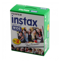 Fuji Instax wide 2-pack