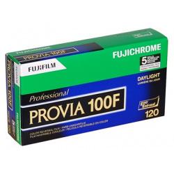 Fuji Provia 100 F RDP III 120 / 5-Pack