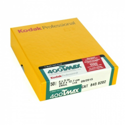"Kodak TMY 400 4x5""  52 sheets"