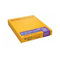 """Kodak Portra 160 4x5""""  10 sheets"""