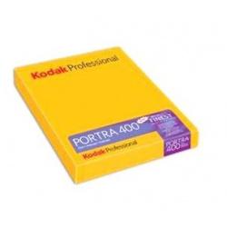 """Kodak Portra 400 4x5""""  10 sheets"""