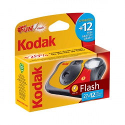 Kodak Fun Saver Flash 27+12
