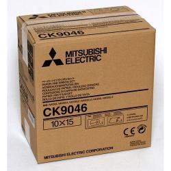 Mitsubishi CK 9046 600 prints  10x15
