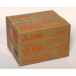 Mitsubishi CK-D720 2x200 prints  15x20