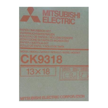 Mitsubishi CK 9318  350 prints 13x18