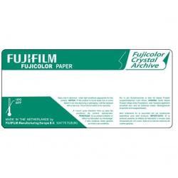 Fuji Papier CA 10,2 cm x 186 mtr lustre