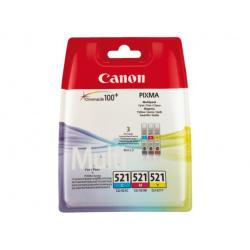 CANON CLI-521 C/M/Y 3-COLORS SET