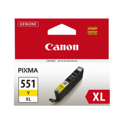 CANON CLI-551 XL Y