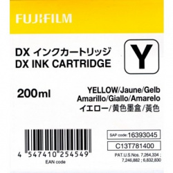 Fuji Drylab INK 200ml yellow for DX100