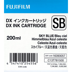 Fuji Drylab INK 200ml sky blue for DX100