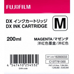 Fuji Drylab INK 200ml magenta for DX100