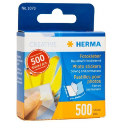 Herma Photo stickers 500-pack
