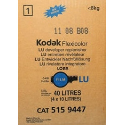 Kodak Flexicolor LU Developer Replenisher Lorr CAT-5159447
