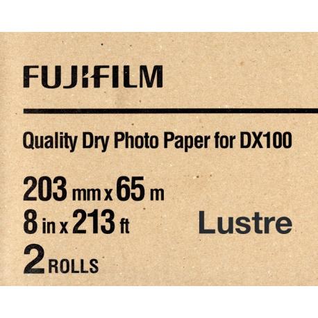 Fuji Drylab DX100 20,3 cm x 65 mtr Lustre for Frontier DX100