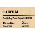 Fuji Drylab DX100 12,7 cm x 65 mtr Lustre  for Frontier DX100