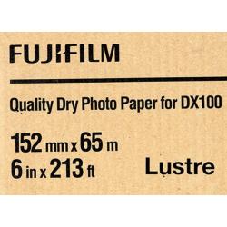 Fuji Drylab DX100 15,2 cm x 65 mtr Lustre for Frontier DX100