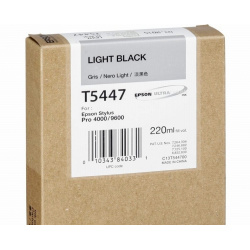 EPSON T 5447 LIGHT BLACK
