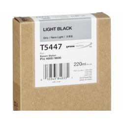 EPSON T 5447 LIGHT BLACK