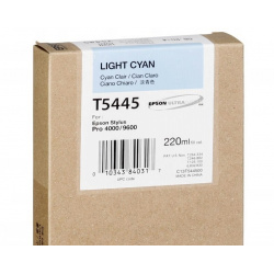 EPSON T 5445 LIGHT CYAN