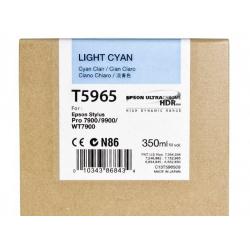 EPSON T 5965 LIGHT CYAN