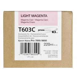 EPSON T 603C LIGHT MAGENTA