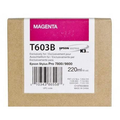 EPSON T 603B MAGENTA