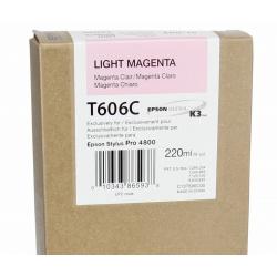 EPSON T 606C LIGHT MAGENTA