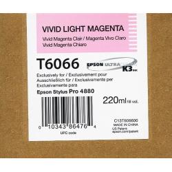 EPSON T 6066 VIVID  LIGHT MAGENTA